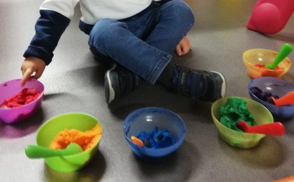 Integração sensorial na alimentação