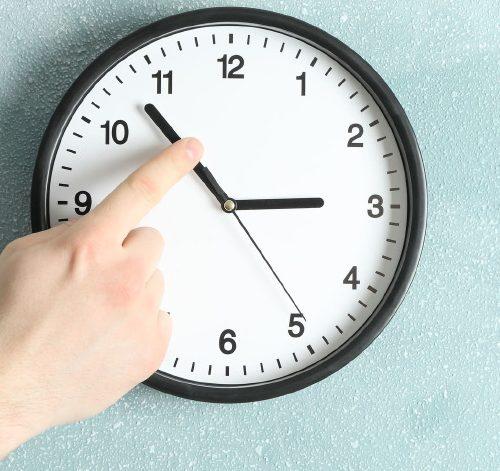 """""""Não tenho tempo"""""""